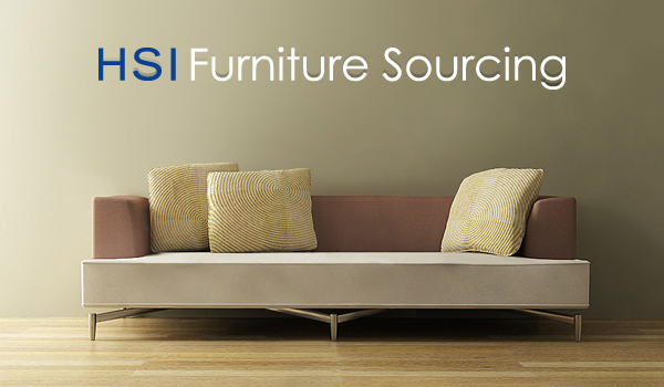 HSI furniture sourcing